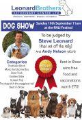Dog Show with Steve Leonard